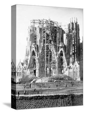 """Basilica De La Sagrada Familia """"Antoni Gaudi"""""""
