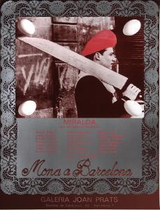 Galeria Joan Prats 1980 by Antoni Miralda
