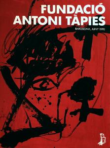 Expo 90 - Fundacio Antoni Tapiès by Antoni Tapies