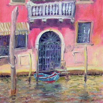 Venetian Balcony, 2000