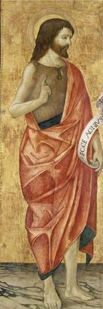 John the Baptist, C.1500
