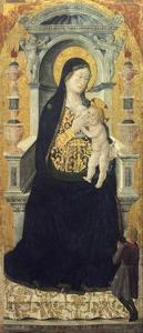 Madonna with Child by Antoniazzo Romano