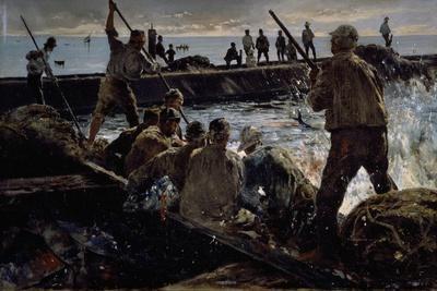 Slaughter of Tuna