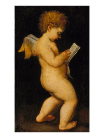 Reading Cherub
