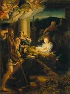Holy Night by Antonio Allegri Da Correggio