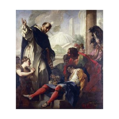 Miracle of St. Dominic