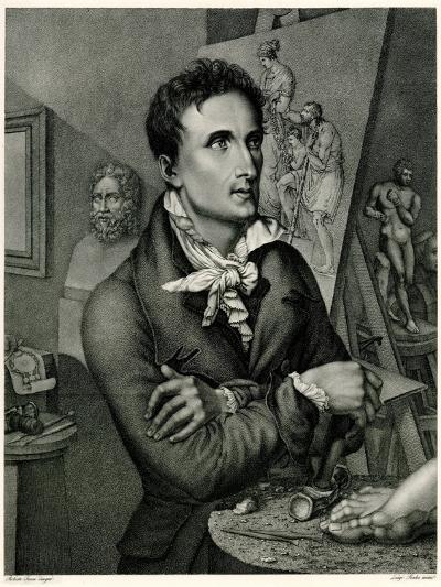 Antonio Canova, 1884-90--Giclee Print