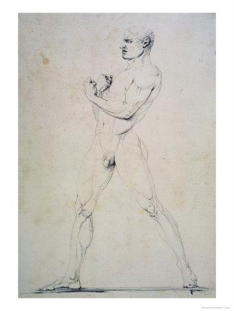 Male Nude, Damoxenos of Syracuse