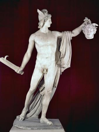 Perseus with the Head of Medusa, c.1806-08 by Antonio Canova