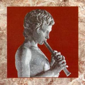 The Flute Player by Antonio Canova