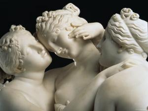 The Three Graces, c.1814-17 by Antonio Canova