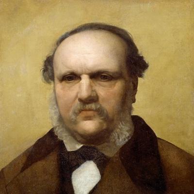 Portrait of Antonio Tommasi, Half Bust