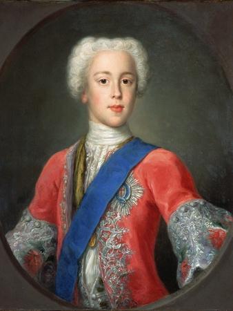 Prince Charles Edward Stewart, 1732