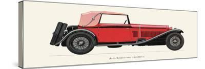 Alfa Romeo, 1930