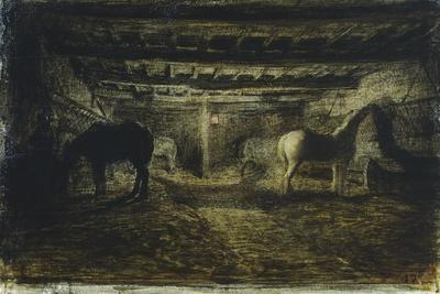 The Stable, 1872-1873
