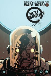 Zombies vs. Robots: No. 8 - Bonus Material by Antonio Fuso