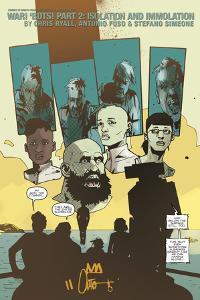 Zombies vs. Robots: No. 9 - Bonus Material by Antonio Fuso
