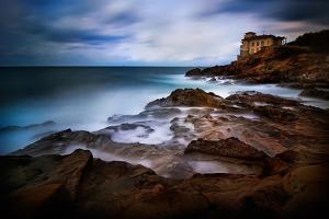Tuscan Coast - Calafuria by Antonio Grambone