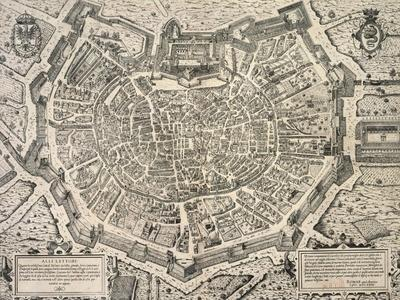 The Great City of Milan, Copperplate 1573