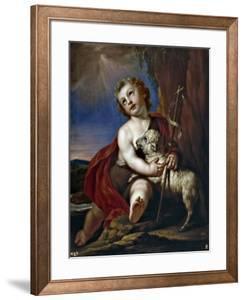 Saint John the Baptist as a Child by Antonio Palomino