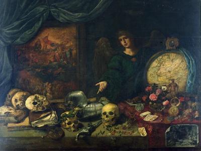 Allegory of Vanity, 1650-60