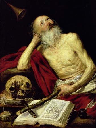 St. Jerome, 1643
