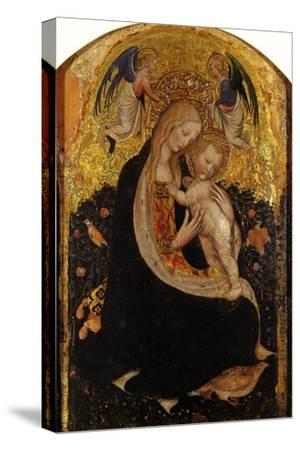 Madonna and Child Crowned by Two Angels (Madonna of the Quail)