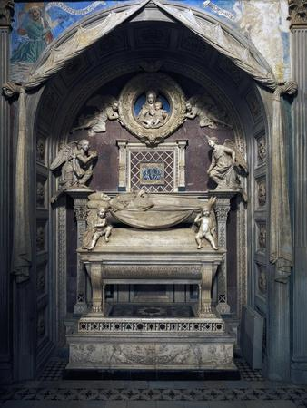 Cardinal Jacopo of Portugal's Tomb