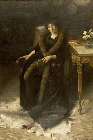 Portrait of Fanny Rizzi-Mina