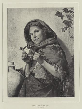The Youthful Botanist