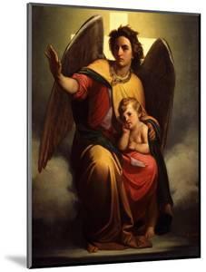 The Guardian Angel, 1854 by Antonio Zona