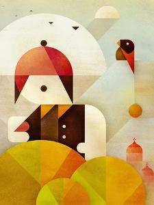 Birdman by Antony Squizzato