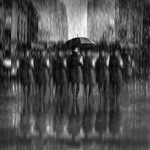 Girls in the Rain by Antonyus Bunjamin (Abe)