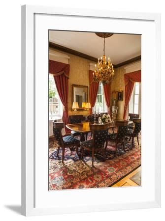Antrim 1844, a Restored Plantation House in Taneytown, Maryland-Richard Nowitz-Framed Photographic Print