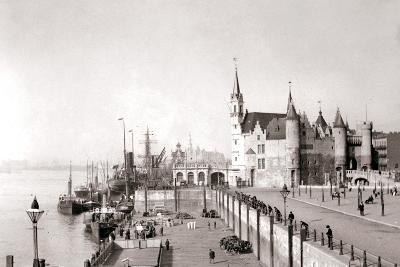 Antwerp, 1898-James Batkin-Photographic Print