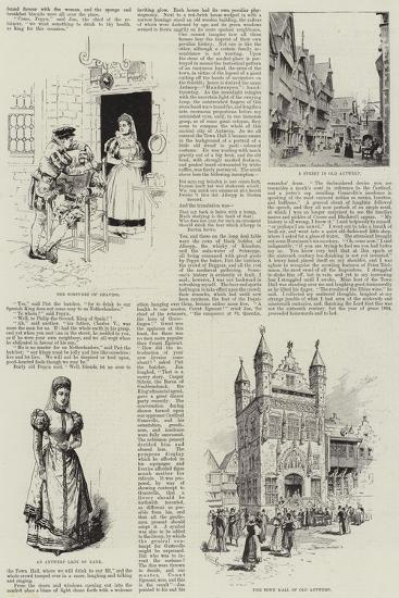 Antwerp International Exposition, 1894-Melton Prior-Giclee Print