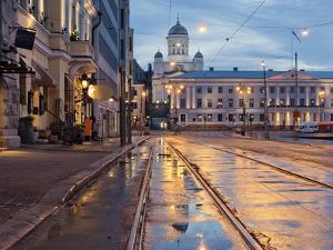 Helsinki after Rain by Any Photo 4U