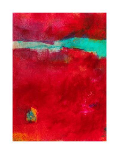AO210-Alison Black-Giclee Print