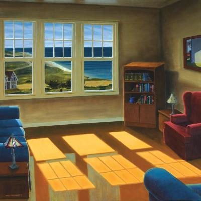Apartment by the Sea, 2006-David Arsenault-Giclee Print
