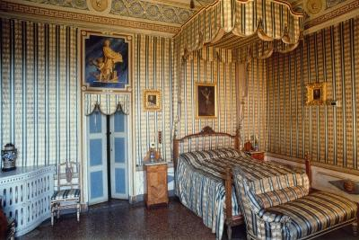 Apartment of St Charles Borromeo, Masino Castle, Caravino, Piedmont, Italy--Giclee Print