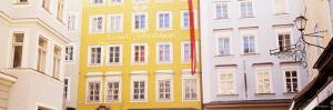 Apartments, Mozart's Birthplace, Salzburg, Austria