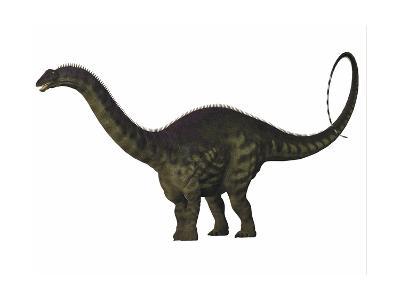 Apatosaurus Dinosaur-Stocktrek Images-Art Print
