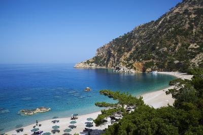 Apella Beach, Karpathos, Dodecanese, Greek Islands, Greece, Europe--Photographic Print