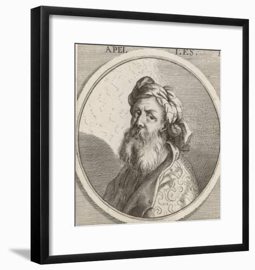 Apelles Roman Adherent to the Heresy of Marcion of Sinope an Ascetic Gnostic--Framed Giclee Print