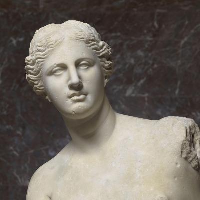 Aphrodite dite Vénus de Milo--Giclee Print