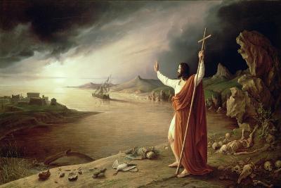 Apocalypse, 1831-Ludwig Ferdinand Schnorr von Carolsfeld-Giclee Print