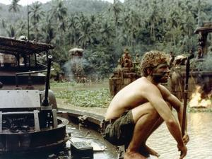 APOCALYPSE NOW, 1979 directed by FRANCIS FORD COPPOLA Sam Bottoms (photo)