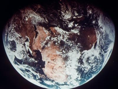 Apollo 11: Earth--Giclee Print