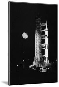 Apollo 11 Spacecraft Ready for Liftoff