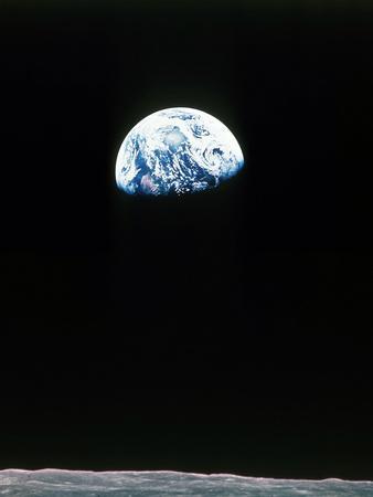 Apollo 11--Photographic Print
